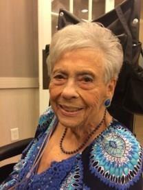 Patricia Clark Shaffer obituary photo