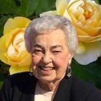 Nannette Fox Pferrer obituary photo