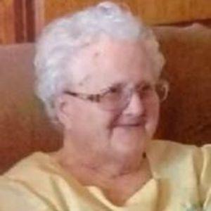 Mildred Doris Crimmins