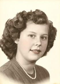 Juanita Steward obituary photo