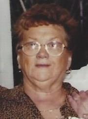 Joyce Hodgman obituary photo