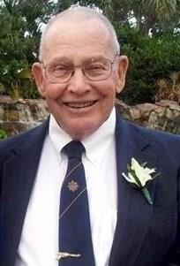 Richard Thomas Harris obituary photo
