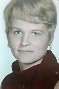 Shirley May Rountree obituary photo