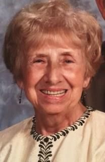 Lucille G�linas Joubert obituary photo