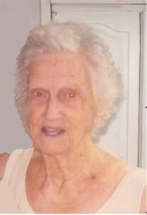 Agnes Olmstead obituary photo