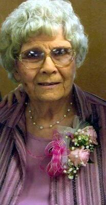 Edna Louise Polkinhorn obituary photo