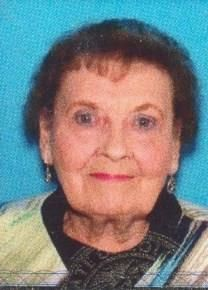 Virginia Margaret Wilson obituary photo