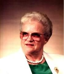 Virginia Estelle Daniels Cordes obituary photo