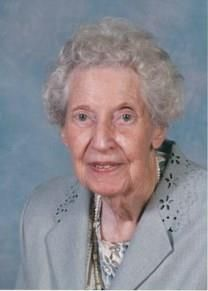 Helen Louise Fisher obituary photo