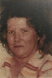 Maggie E. Ballard obituary photo