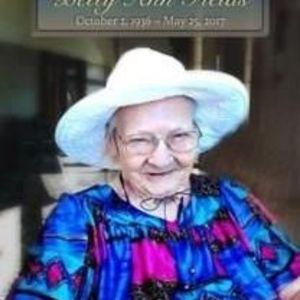 Betty A. Fields