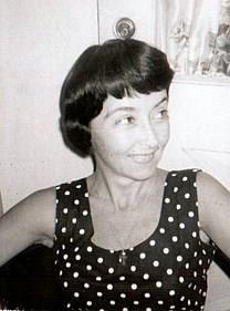 Sue G. Woody obituary photo