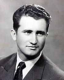 Joe P. Matos obituary photo