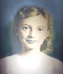 Mary EADS obituary photo