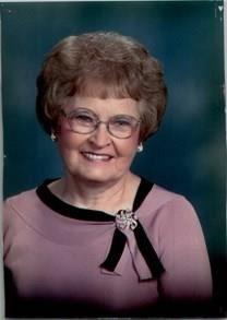 Irma Mae Thompson obituary photo