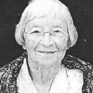 Doris Louise Zarr