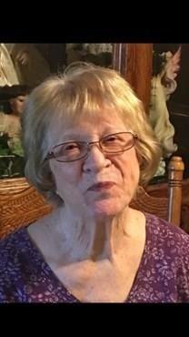 Mary Maxine Getz obituary photo