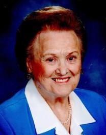 Alla Mae Smith obituary photo