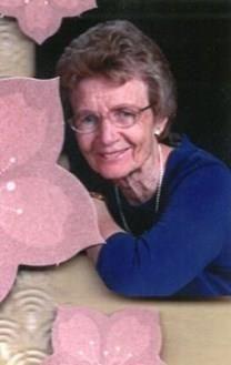 Barbara Ann Burnham obituary photo