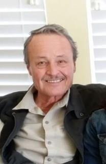 Eric William Hillman obituary photo