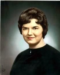 Mary Jane Weidenkeller obituary photo