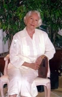 Lilia Cordova obituary photo
