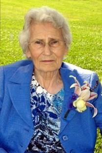 Edna Robbins Powell obituary photo