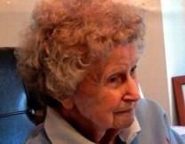 Alice I. Locke obituary photo