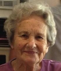 Eleanora Rainosek obituary photo