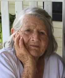 Rachel Bernice Fortenberry obituary photo