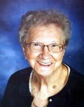 Betty Anderson Thompson obituary photo