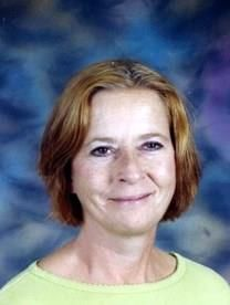 Judy Montz Toups obituary photo