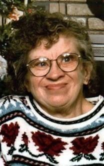 Sara Jane Harvey obituary photo