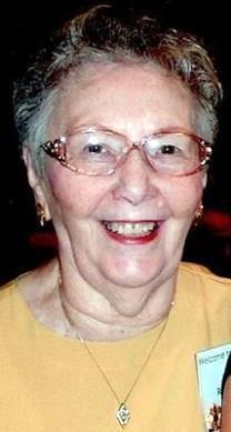 Reba Juanita Grady obituary photo