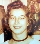 Flora Daniels Webber obituary photo