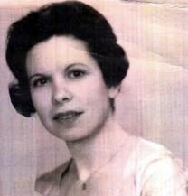 Maria BERNARDO obituary photo