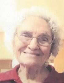 Mazie E. Hobkirk obituary photo