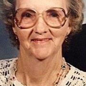 Eula Faye Sparks