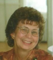 Carolyn Ruth Pratt obituary photo