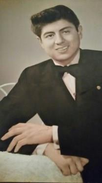 Gilberto C. Ramos obituary photo