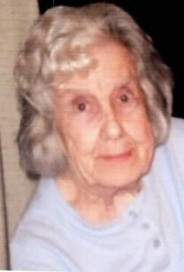 Virginia Ruth Newell obituary photo
