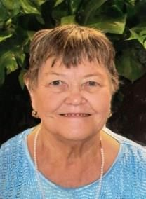 Frances Belle Davy obituary photo