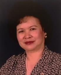 Maria Thuy Tran obituary photo