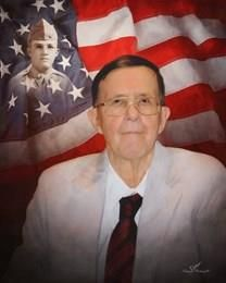 George Robert Johnson obituary photo