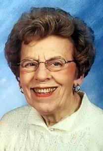 Rosemary Louise Mentel obituary photo