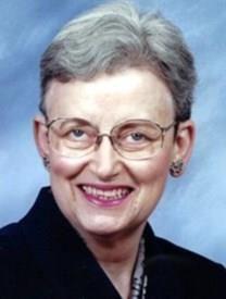 Eva Frances Commer obituary photo