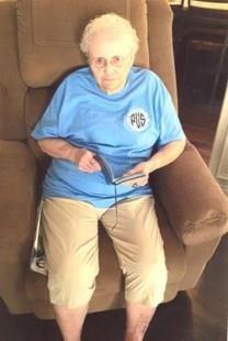 Margaret Potts obituary photo