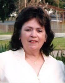 Christine Marion Grice obituary photo
