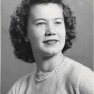 Ruth McBryde Hill