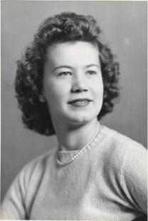 Ruth McBryde Hill obituary photo